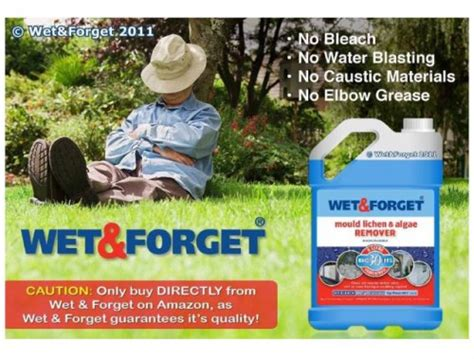 wet forget patio cleaner   costco glasgow