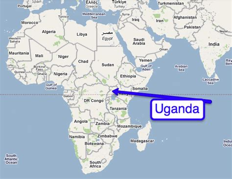 africa map uganda research in uganda out of the pharmacy classroom and