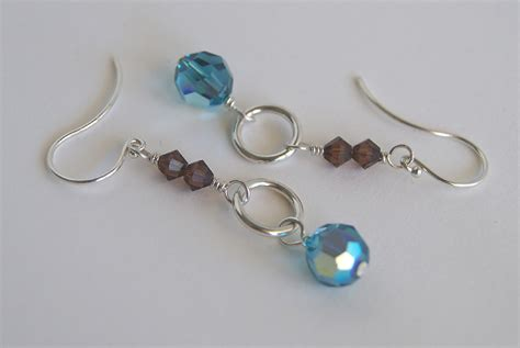 Handmade Earrings Designs - featured handmade earrings fearless circles of