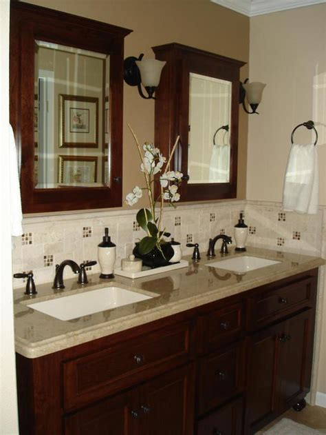 bathroom vanity backsplash ideas bathroom designs stunning ceramic tile bathroom