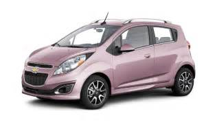 2013 chevrolet spark front view in pink photo 1