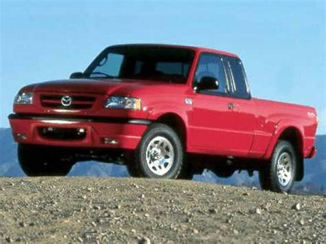 2001 mazda b3000 2001 mazda b3000 reviews specs and prices cars