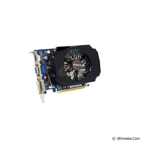 Vga Card Nvidia Geforce Gigabyte Gv N730d5 2gi 2gb 64bit Ddr5 jual gigabyte nvidia geforce gt 730 gv n730 2gi murah bhinneka