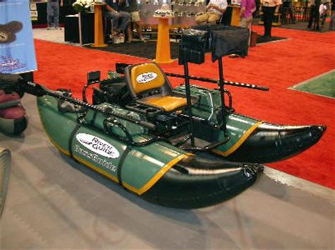 fly fishing pontoon boat anchors fly fishing retailer 2006 trade show review
