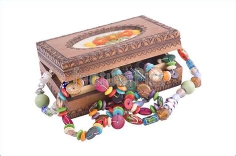 wooden bead box picture of wooden box with fashion