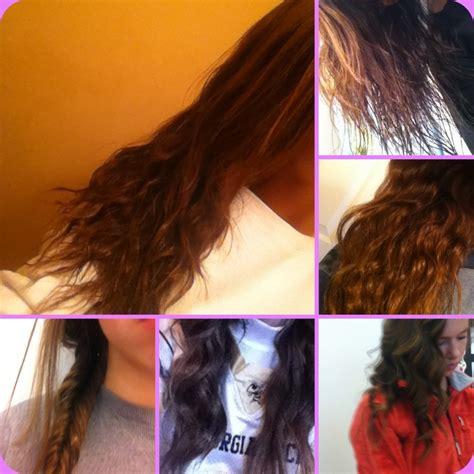 easy wavy braid plaits hairstyles overnight easy way to get wavy hair overnight 1 put d hair into