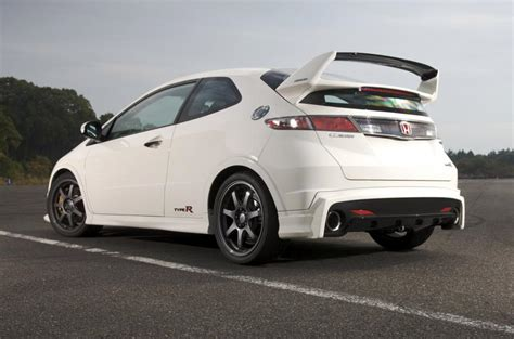 Type R Mugen honda civic type r mugen review autocar