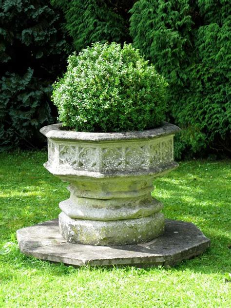 Large Composite Planters by Wonderful And Large Composite Planter Urns