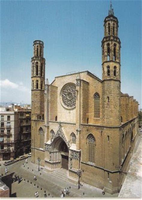 catedral del mar cathedral 8425340756 uned senior vila real bas 205 lica santa mar 205 a del mar de barcelona