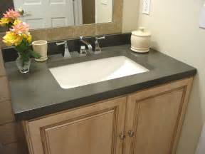 Bathroom Vanity Tops Ideas by National Television Show Features How To Build Concrete