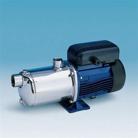 Pressure Boosting Shower Head by Lowara 4hms7 A Horizontal Multistage Pump