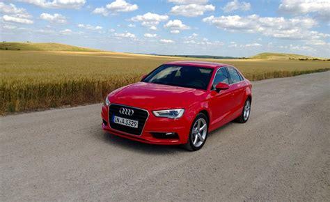 2015 Audi A3 Sedan Review 2015 Audi A3 Sedan Review Car Reviews