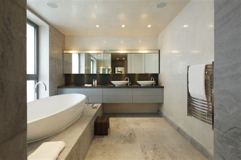 stunning examples  modern bathroom design