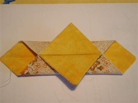 Tuto Boite Mouchoir Tissu by Tuto Boite Mouchoir Tissu Coupez Le Tissu Des Angles Du