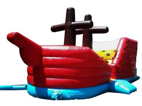 aerofun barco pirata alquiler de inflables - Barco Pirata Inflable Alquiler