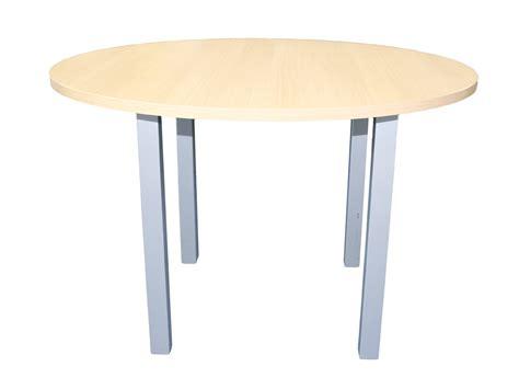 table ronde de bureau table de conf 233 rence ronde 4 personnes adopte un bureau