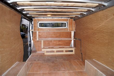 How To Put In Wood Floors by Van Racking Thisiscarpentry