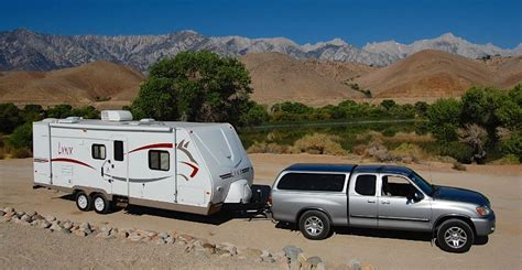 toyota tundra motorhome what does it take to live the dream roads less traveled