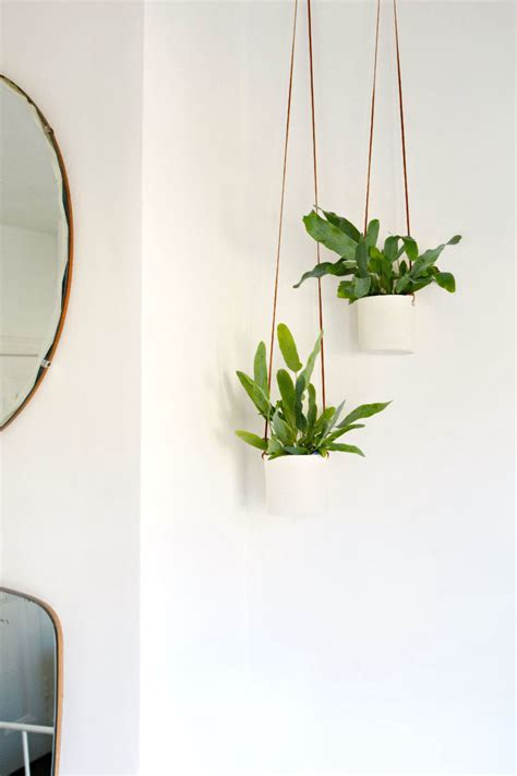 Planters Plants by 15 Gorgeous Diy Hanging Planter Ideas To Beautify Your Home