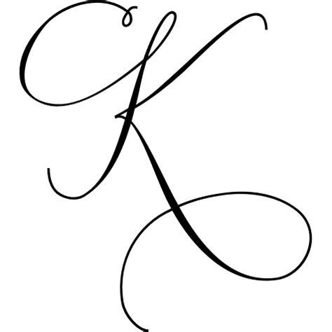 tattoo fonts letter k latin capital letter k stylistic set 4 каллиграфия
