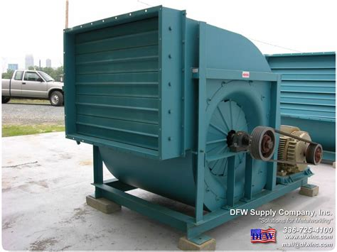 twin city fan companies twin city fan and blower with 100 hp ge energy saver