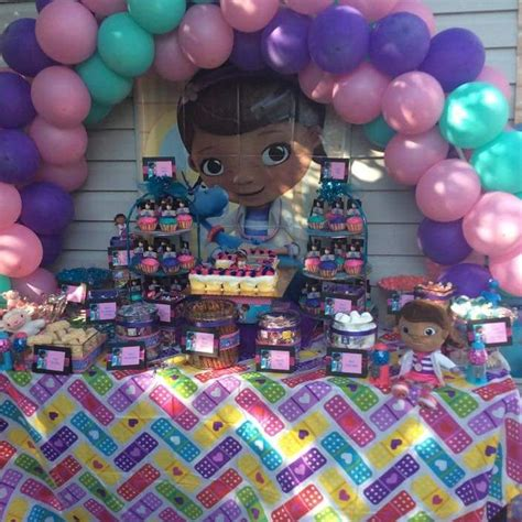 17 best images about doc mcstuffins birthday party on