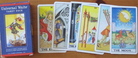 universal waite tarot cards my top 10 tarot decks daily tarot