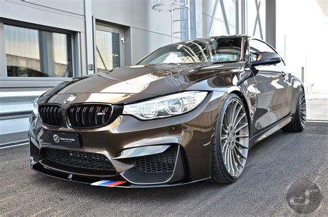 Bmw M4 Performance by Bmw M4 In Pyrite Brown Metallic M Performance Meets