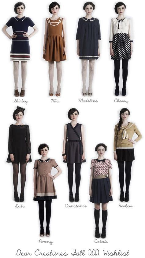 Dear Fashion Retro by 25 Best Ideas About Soft Gamine On S