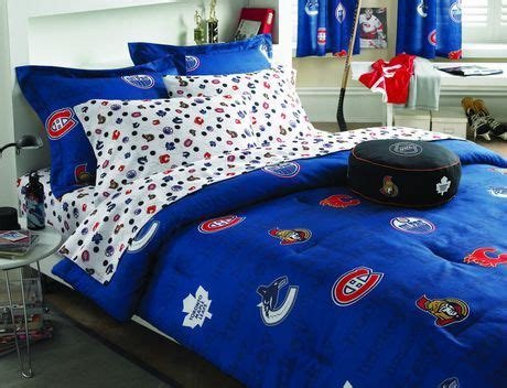 nhl comforter available from walmart canada shop and save