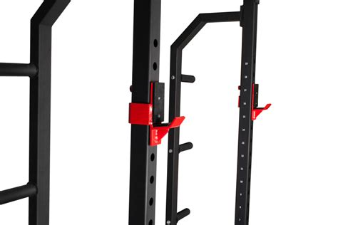 Cheap Half Rack by Pivot Fitness Heavy Duty 870hr Half Rack For Sale At