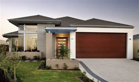 the bacall single storey designs broadway homes