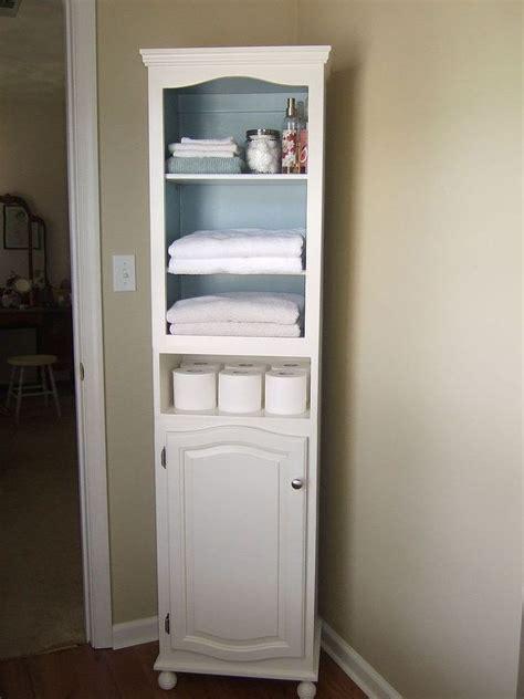 linen cabinet storage solution cabinets master bathrooms  storage