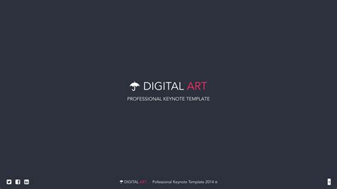 powerpoint presentation templates for art digital art creative powerpoint template by vigitalart
