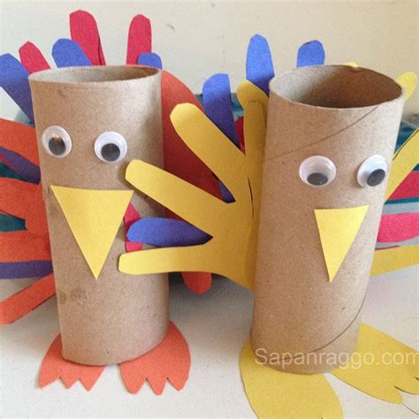 turkey craft with toilet paper roll thanksgiving toilet paper roll turkeys thanksgiving