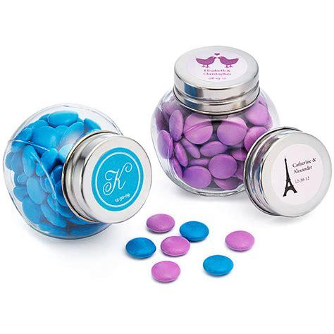 wedding favors mini jars personalized mini jar favors