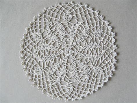 Small Crochet Doily Patterns