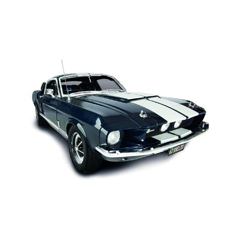 Ford Mustang Cars by Ford Mustang Shelby Gt 500 Model Car Kit Modelspace