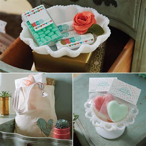Bridal Shower Favors   Hallmark Ideas & Inspiration
