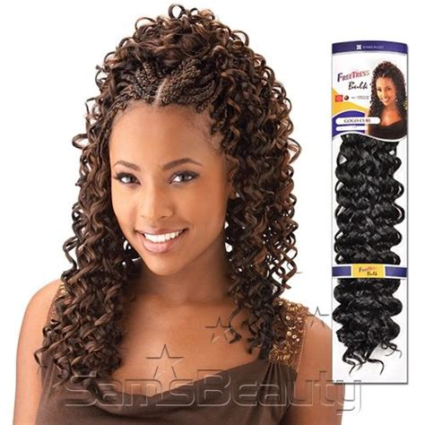 gogo curl crochet hairstyles awesome freetress synthetic hair crochet braids gogo curl
