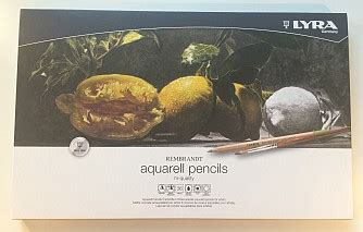 Lyra Rembrandt Aquarell Set 36 ᐅ lyra rembrandt aquarell 36 review k 252 nstlerfarbstifte