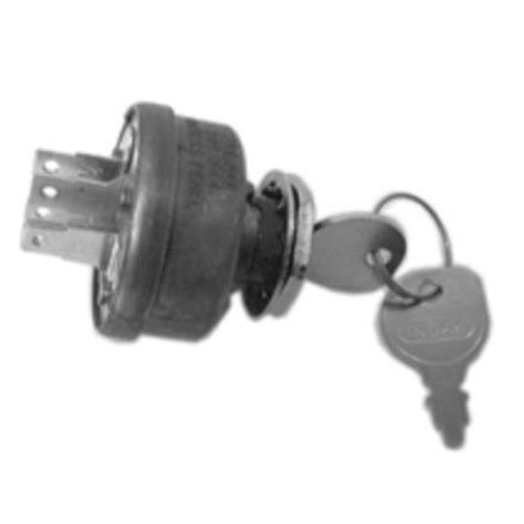 mtd tractor ignition switch  prong