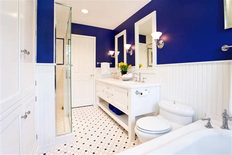 Small Master Bath With A Big Vision, By Drury Design