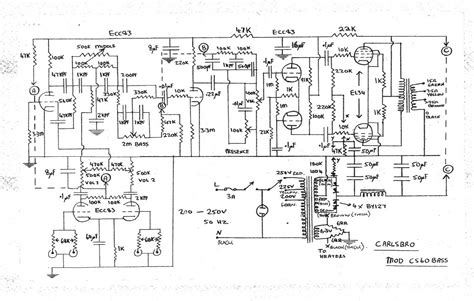 alamo amp schematics alamo get free image about wiring diagram