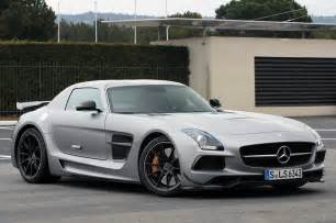 Used Mercedes Sls Amg 2014 Mercedes Sls Amg Black Series Drive Photo
