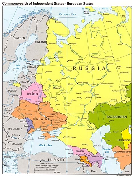 russia and europe map quiz russia and the former soviet republics maps perry