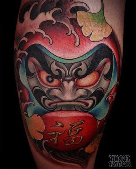 daruma doll tattoo designs 1 641 likes 24 comments san diego ca yushitattoo on