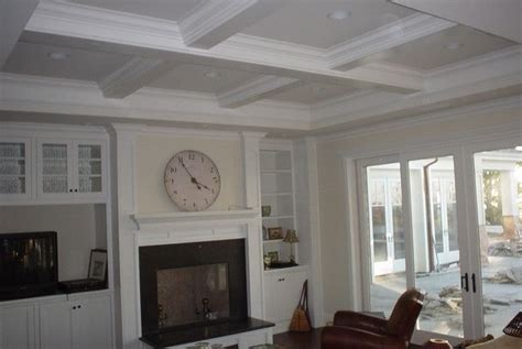images  coffered ceilings  pinterest beam
