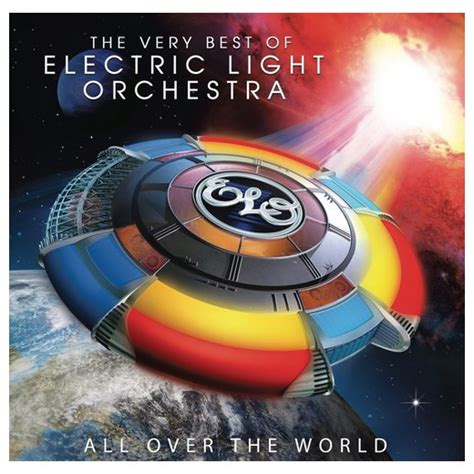electric light orche all the world best elo vinyl