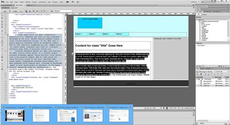 tutorial css layout dreamweaver dreamweaver tutorial adding custom fonts to your html